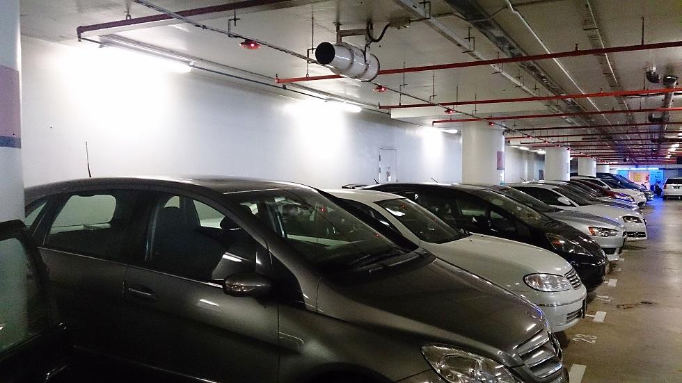 Parkolás Budapesten, a repülőtér közelépben