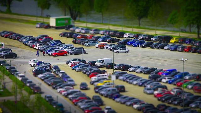 Parkolás Vecsésen, a Ferihegyi repülőtér közelében